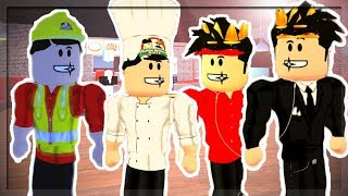 NEW UNIFORM UPDATE IN ROBLOX WORK AT A PIZZA PLACE!