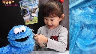 스마트 현미경 뽀로로 토마스 기차 과학실험 장난감 놀이 Thomas Train Smart Microscope Science Experiment Toys Игрушки 라임튜브