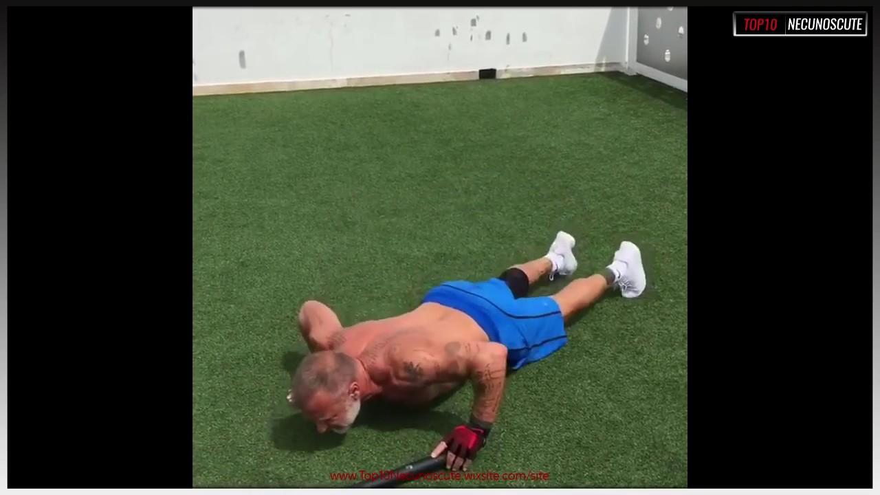 Gianluca Vacchi GVlifestyle Fitness (Ita) - YouTube