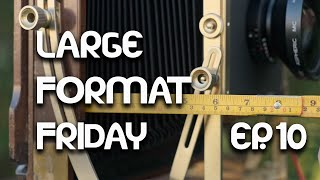 Large Format Friday: Bellows Extension Factor