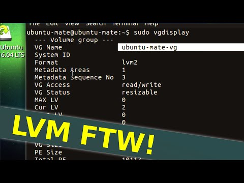 455 - Introduction to Logical Volume Management (LVM) in Linux