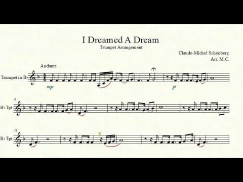 Les Misérables- I Dreamed A Dream [Trumpet Arrangement]