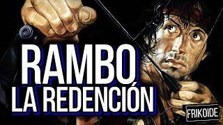 Rambo acorralado 2 pelicula completa