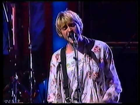 Nirvana - Lithium (MTV Video Music Awards - 9th September 1992)