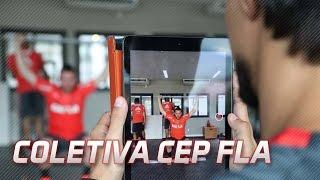 Transmissão ao vivo - Staff do CEP FLA