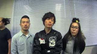 WHITE JAM 動画コメント 全国ツアー「ウソツキ」