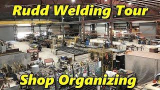 sns-248-rudd-welding-tour-shop-cleanup-organizing-vidmar