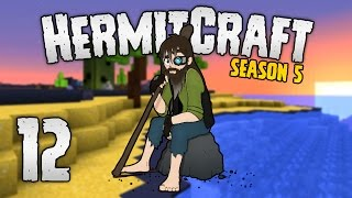 HermitCraft 5 - #12 | OOPS! What have I DONE?! [Minecraft 1.12]