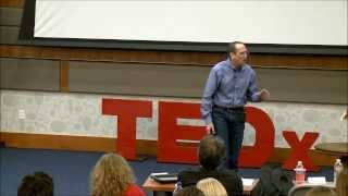 A search for loyalty: John Story at TEDxTAMU