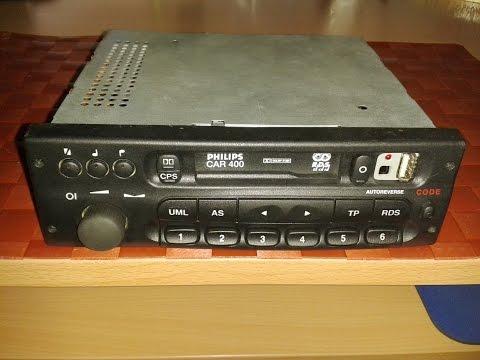 My USB Car Radio (Philips Car 400)