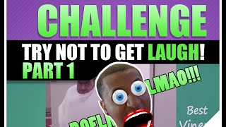 Try Not To Laugh or Grin At Funny Vines Challenge | Hilarious Vines Compilation Part 1