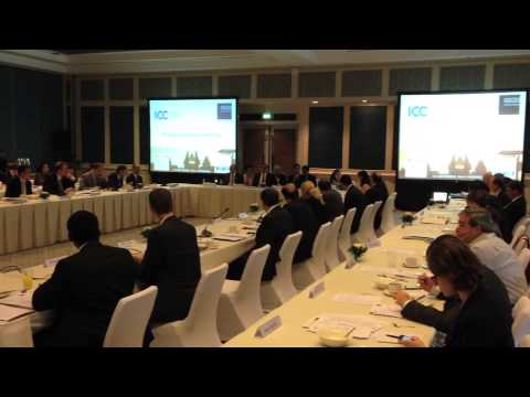 ICC at the 9th WTO Ministerial Conference in Bali