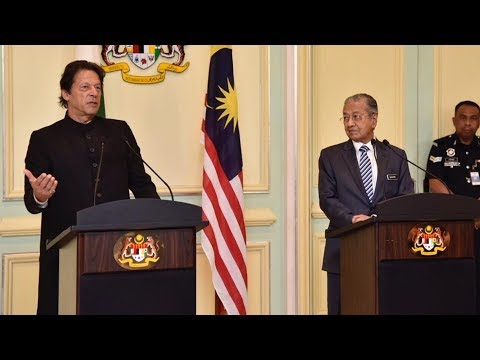 PM Imran Khan and Mahathir Mohamad combine press conference in Malaysia | 21 November 2018