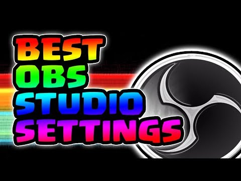 Best OBS Studio Settings for Recording 2017! | 1080p 60 FPS w/ Multiple Audio Tracks (Tutorial)