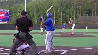 Titans 15U tie Angels Baseball Heaven-White - June 13, 2014