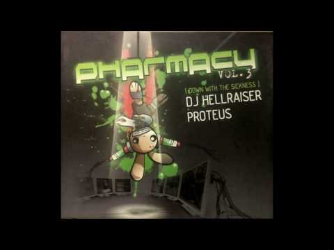 Pharmacy Vol.3 - Down With The Sickness, CD1 By DJ Hellraiser