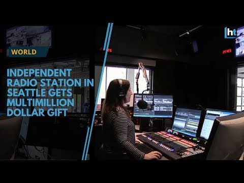 Independent radio station in Seattle gets multimillion dollar gift