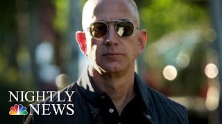 Jeff Bezos Accuses National Enquirer Owner Of 'Blackmail And Extortion' | NBC Nightly News thumbnail