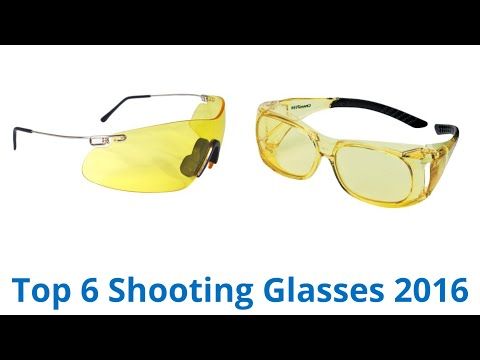 6 Best Shooting Glasses 2016