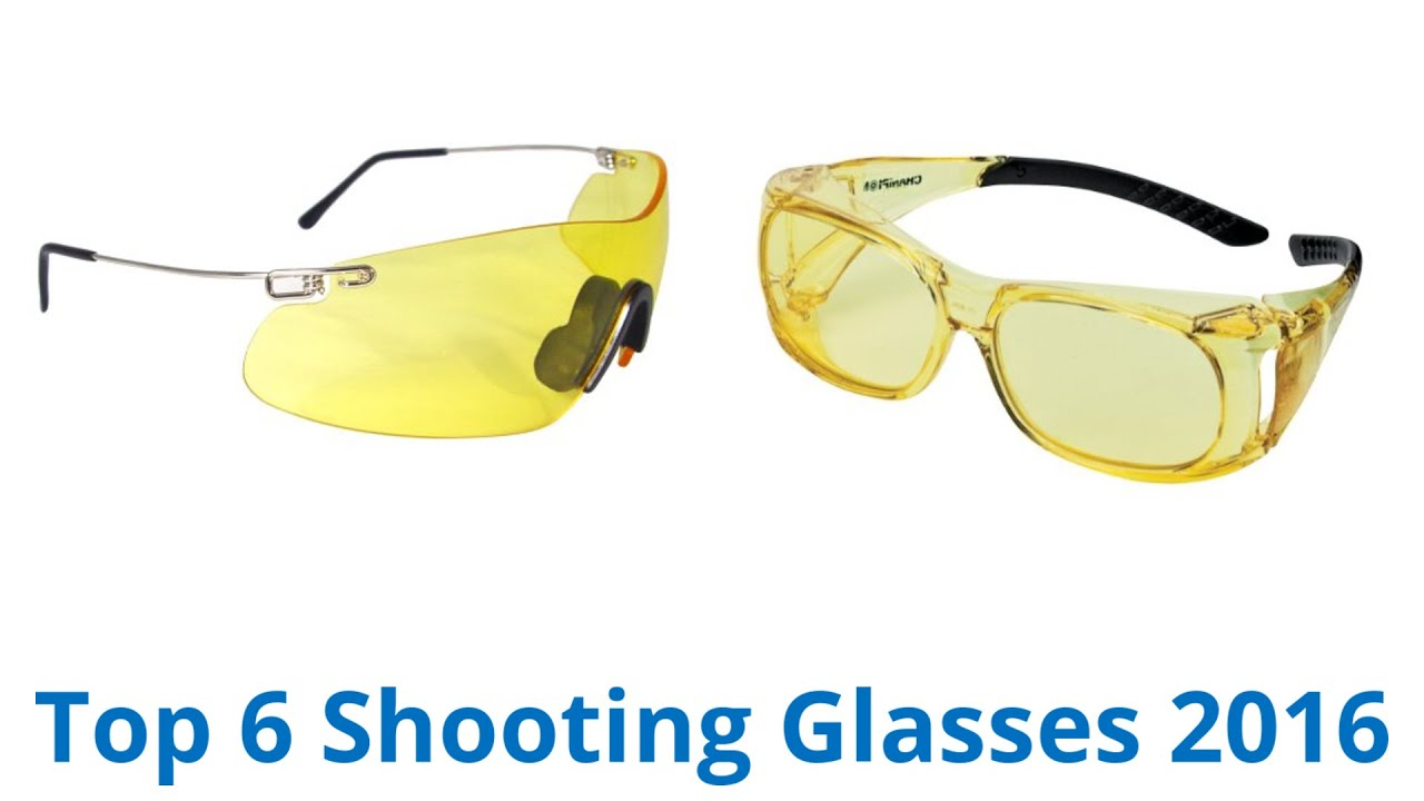 fbede487eb 6 Best Shooting Glasses 2016 - YouTube