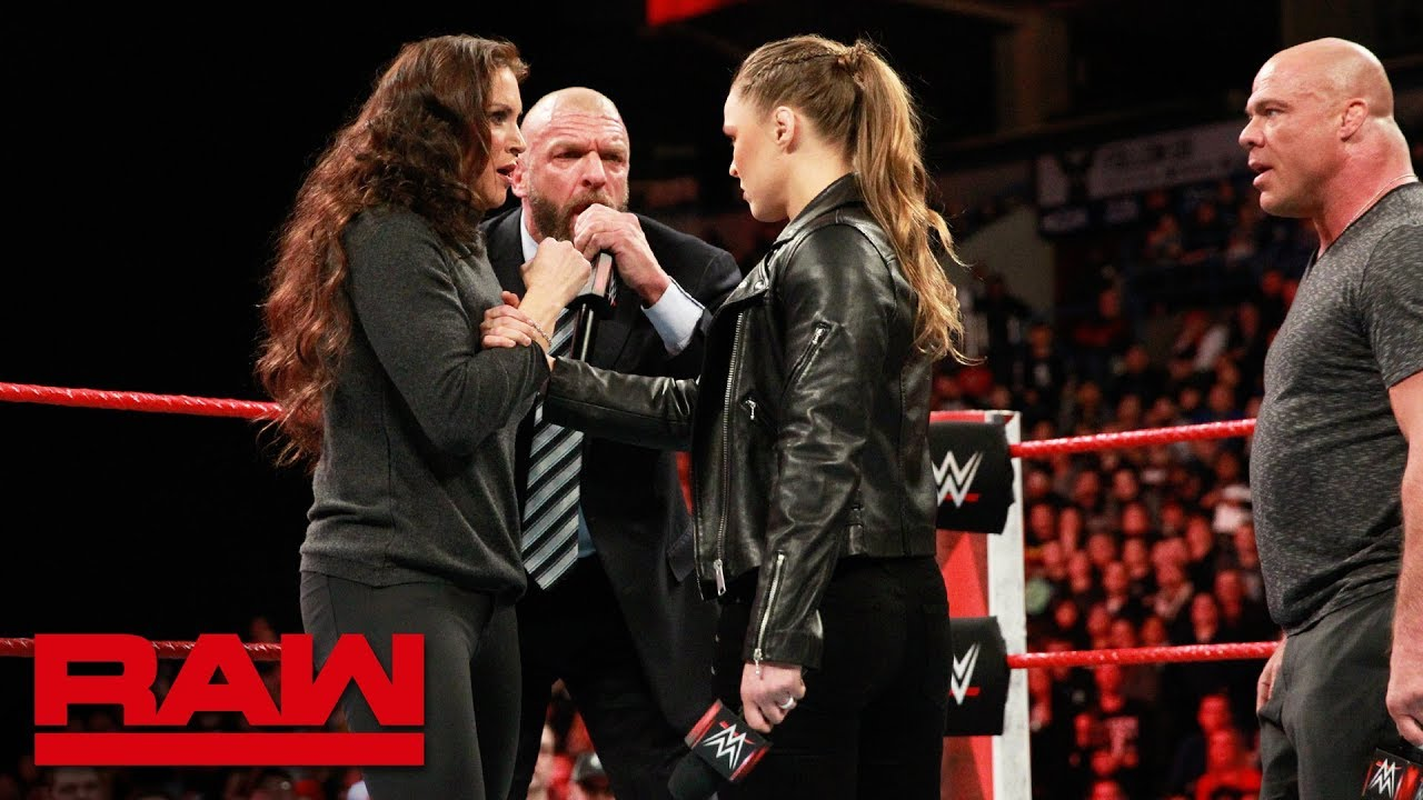 Download Ronda Rousey gets her WrestleMania match: Raw, March 5, 2018