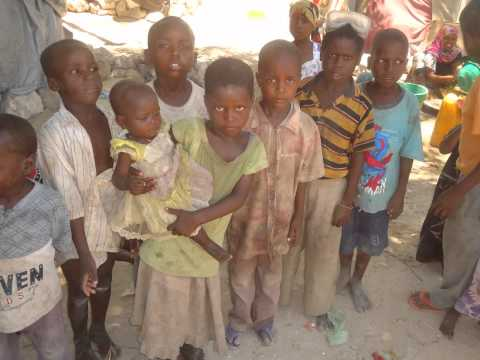 SOHDA Somalia Assessment Photos in Mogadishu Camps