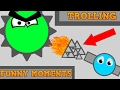 DIEP.IO TROLLING & FUNNY MOMENTS!! // Spike w/ Drones // (Mashup)