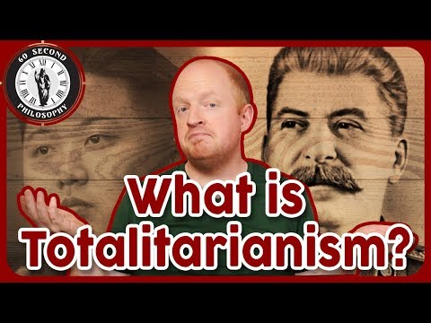 What is Totalitarianism?