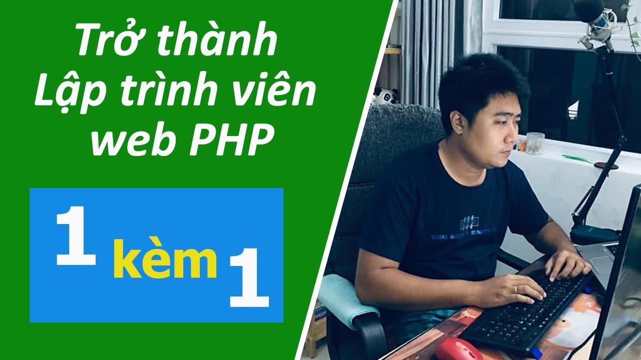 Học để trở thành Lập trình viên web PHP
