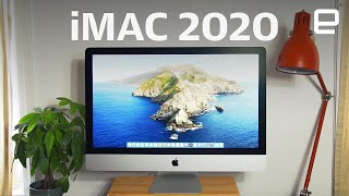 Apple's new 27-inch iMac (2020) first look