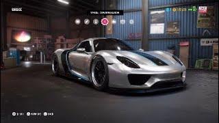 NFS Payback: Porsche 918 [Race Build]