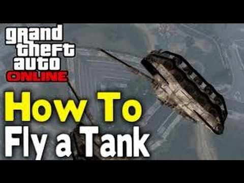 how to get a rhino tank in gta 5 online