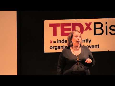 To the Lighthouse: Dr. Elizabeth Wells at TEDxBishopsU