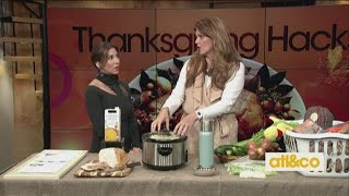Thanksgiving Hacks with Sumptuous Living