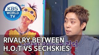 Rivalry between H.O.T vs Sechskies [Happy Together/2020.02.13]