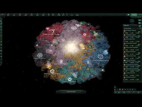"""Stellaris timelapse v.3.0.3. """"Dick""""  """