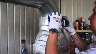 Jak izolować kanały wentylacji i klimatyzacji