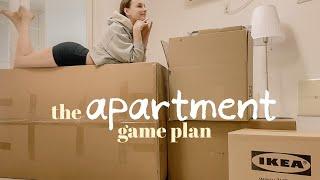 텅빈 아파트 투어! ✨ 이케아 방문 & 인테리어 계획 …