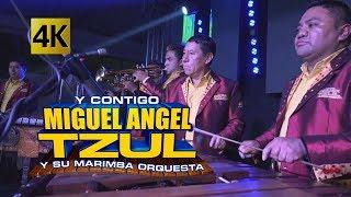 Miguel Angel Tzul y su Marimba Orquesta - Rancheras 2017 4K