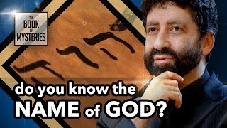Nobody knows exactly how to say the name of God | The I Am Of All I Ams | The Book of Mysteries