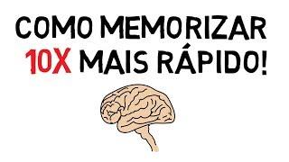 Como MEMORIZAR de maneira FÁCIL e RÁPIDA