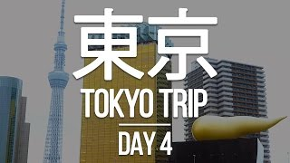 TOKYO TRIP - Day 4 - Old friends, Shinsoji Temple, noodles in Ebisu, and Shibuya at night