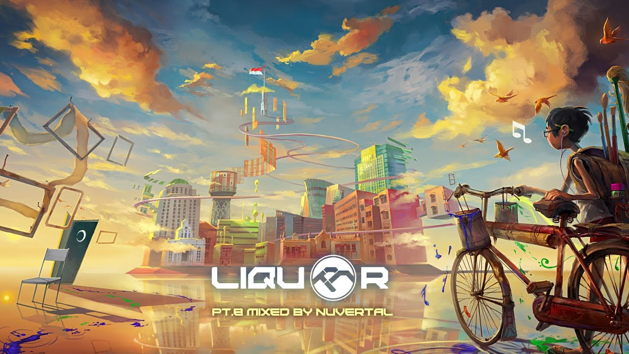 Liquor pt.8 mixed by Nuvertal