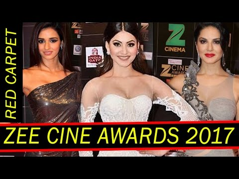 Zee Cine Awards 2017  Full Show Red Carpet | Salman Khan | Urvashi Rautela  | BMF