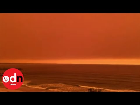 Australian Wildfires Turn