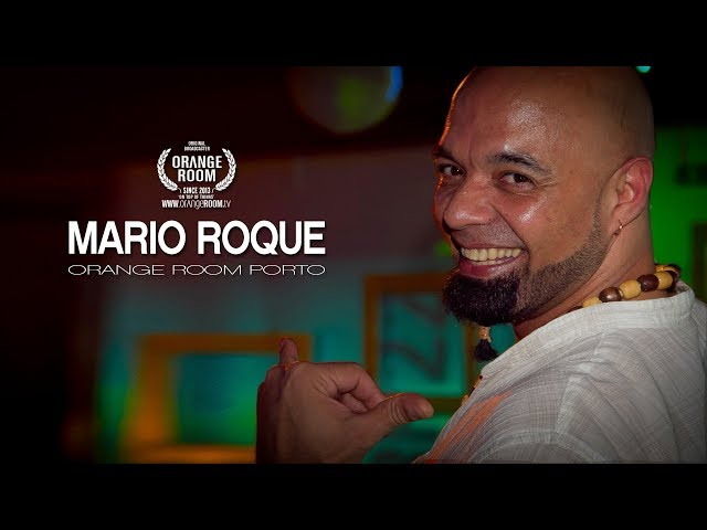 Orange Room Porto w/ Mario Roque (pt.1) during Studio Oporto Series, Episode 119, Part 3
