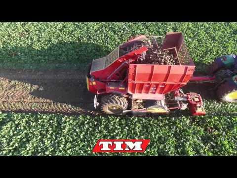 Tim MII Sugar Beet Harvester 2015