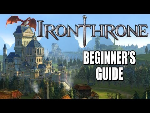 Silver Fish & Ancient Coins | IRON THRONE Beginner's Guide | Part 1