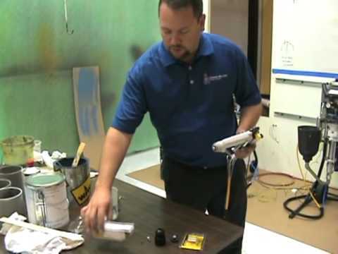 Wagner GM5000 Electrostatic Spray Training and How to Demo Successfully