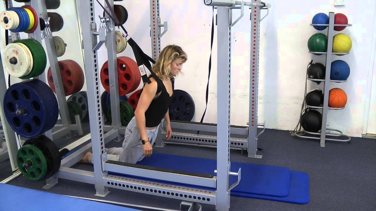 Glute-Ham Raise without a GHR machine